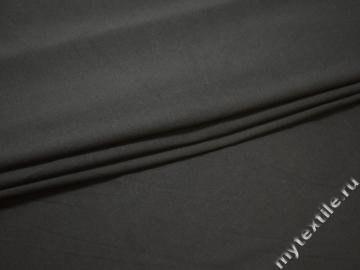 Трикотаж серый вискоза хлопок АЕ35