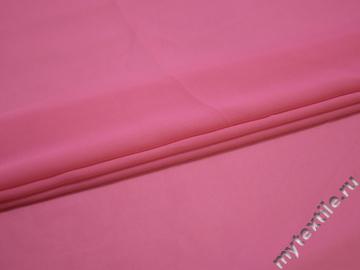 Шифон розовый полиэстер ГБ3105