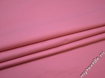 Хлопок с эластаном розовый БВ2105