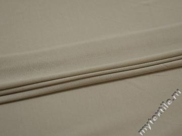 Трикотаж серый вискоза АД439