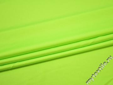 Бифлекс салатовый полиэстер АА271