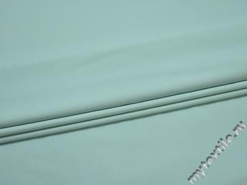 Трикотаж голубой полиэстер АМ711