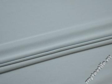 Трикотаж голубой полиэстер АМ436