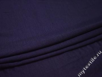 Трикотаж фиолетовый вискоза АМ48