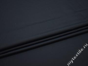 Бифлекс матовый темно-синий полиэстер АИ336
