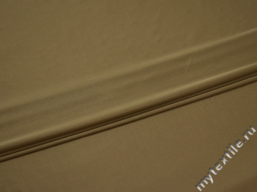 Трикотаж оливковый полиэстер АЛ414