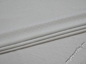 Бифлекс серый фактурный полиэстер АИ718