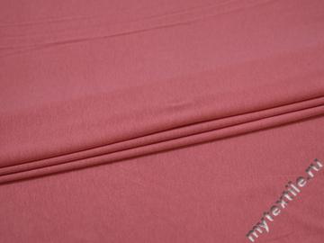 Трикотаж розовый хлопок вискоза АГ335