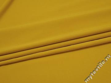 Трикотаж желтый вискоза АГ46