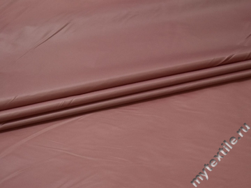 Курточная пудровая ткань полиэстер ДЁ356