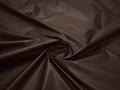 Курточная коричневая ткань полиэстер ДЁ355