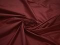 Курточная бордовая ткань полиэстер ДЁ342