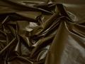 Курточная оливковая ткань полиэстер ДЁ333