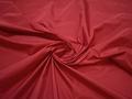 Курточная красная ткань полиэстер ДЁ36