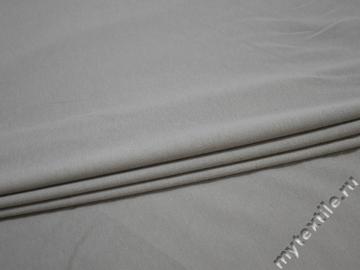 Трикотаж серый хлопок АИ57
