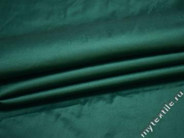 Костюмная изумрудная ткань полиэстер БД621