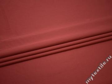 Хлопок красного цвета БВ260