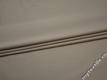 Хлопок серого цвета с эластаном ЕВ273