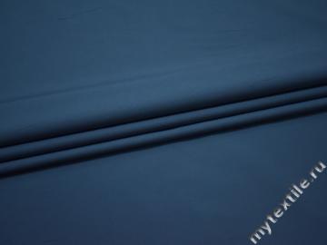 Хлопок синего цвета ЕВ264