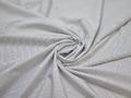 Рубашечная синяя белая ткань полоска хлопок ЕВ250