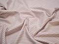 Рубашечная красная голубая ткань полоска хлопок ЕВ238