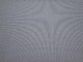 Рубашечная белая синяя ткань полоска полиэстер ЕВ232