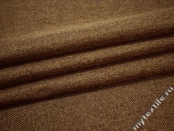 Обивочная рогожка коричневая полиэстер ЕВ51