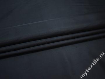 Подкладочная синяя ткань вискоза ацетат ГА36
