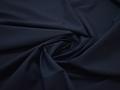 Костюмная синяя ткань полиэстер эластан ВБ373