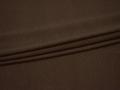 Трикотаж коричневый хлопок АК551