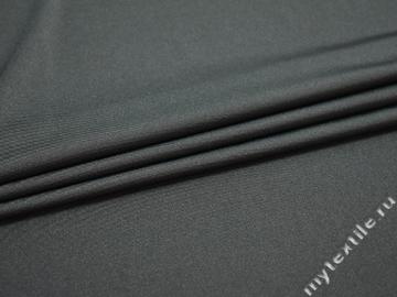 Бифлекс блестящий серого цвета АБ2109