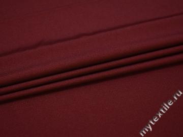 Бифлекс блестящий бордового цвета АБ2118