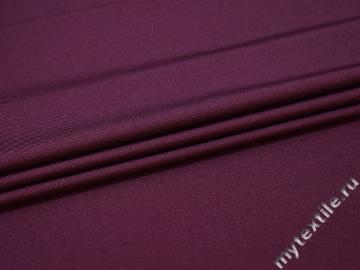 Бифлекс блестящий бордового цвета АБ2117