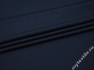 Бифлекс блестящий темно-синего цвета АБ2115