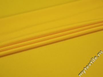 Бифлекс блестящий желтого цвета АБ2104