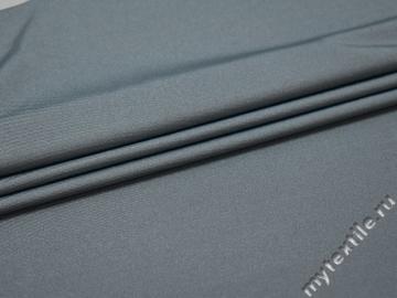 Бифлекс блестящий серого цвета АБ2108