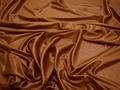 Плательная оранжевая ткань полиэстер эластан ЕВ373