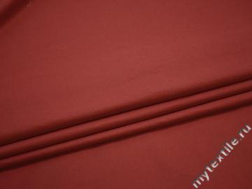 Хлопок красного цвета ЕВ364