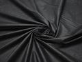 Плащевая темно-серая ткань хлопок полиэстер БЕ367