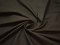 Плащевая коричневая ткань хлопок полиэстер БЕ381