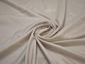 Курточная светло-бежевая ткань полиэстер БЕ375