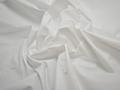 Плащевая белая ткань полиэстер БЕ387