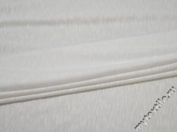 Трикотаж кулирка белый хлопок АВ367