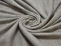 Трикотаж серый фактурный хлопок АВ176