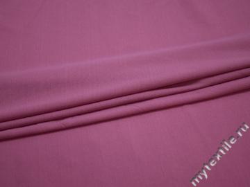Трикотаж розовый полиэстер АВ650