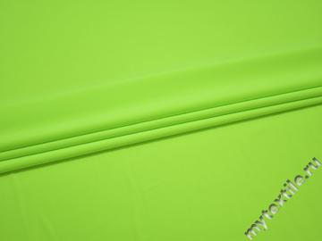 Бифлекс салатовый полиамид эластан АК441