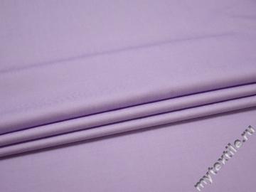 Рубашечная сиреневая ткань хлопок ЕВ539