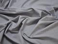 Рубашечная серая ткань хлопок ЕВ551