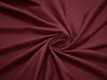 Рубашечная бордовая черная ткань геометрия хлопок ЕВ538