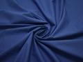 Рубашечная синяя фактурная ткань хлопок ЕВ529